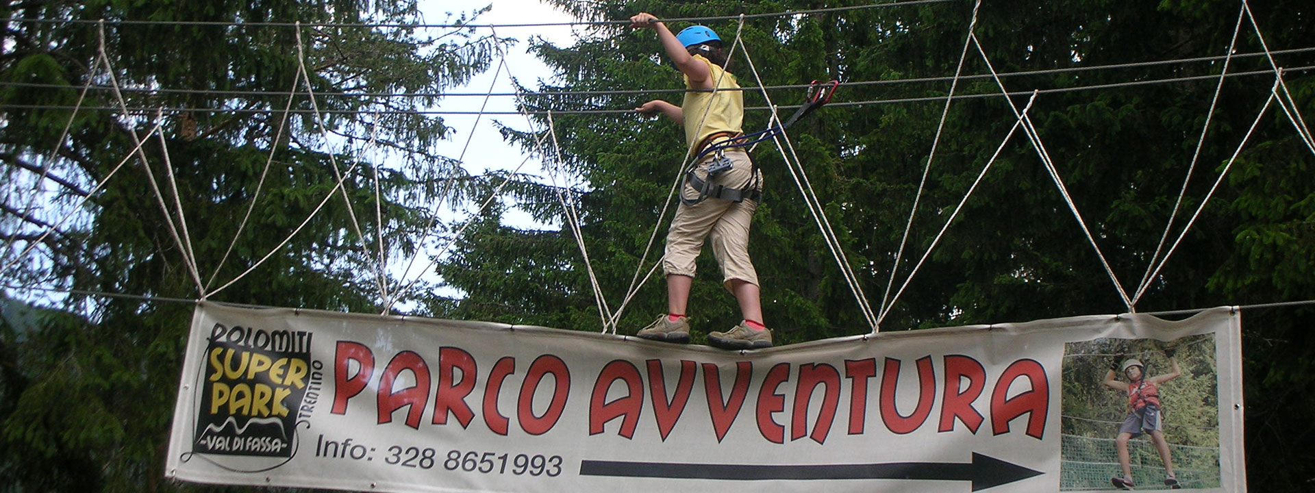 Dolomiti Action Adventure Park | Campitello di Fassa